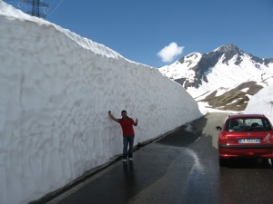 автосервис в Одинцово, автосервис в Горках, автосервис на Рублевке - первый снег3